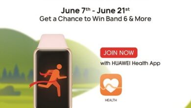 Photo of «هواوي» تختتم تحدي HUAWEI Band 6 Steps
